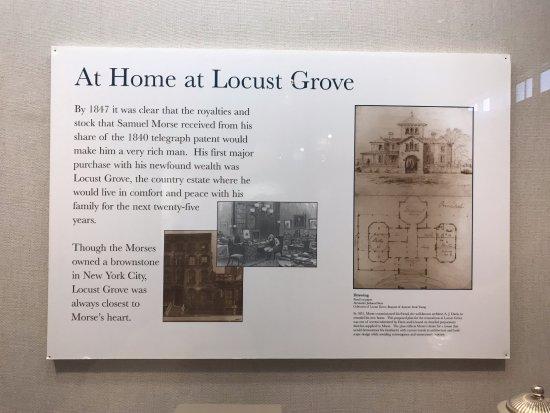 Poughkeepsie, NY: Locust Grove