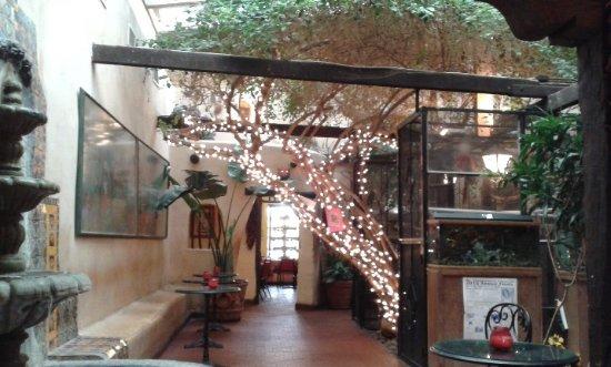 Mesilla, NM: Bonito lugar estilo mexicano