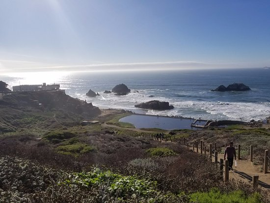 Lands End: Quite Literally, End of the Land