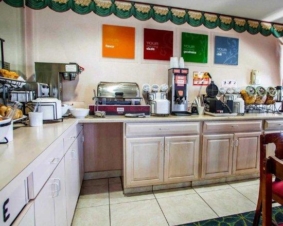 Breakfast Area Foto Quality Inn Arcola Tripadvisor