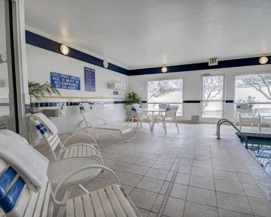 Quality Suites University Desde El Paso Tx Opiniones Y Comentarios Hotel