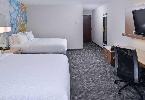 Suwanee, GA: Queen/Queen Guest Room