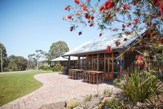 Yarra Valley, Australia: Outdoor area