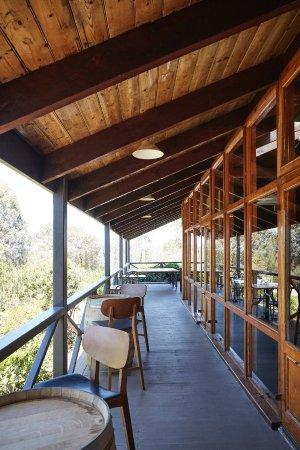 Yarra Valley, Australien: Alfresco dining