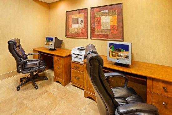 Johnson City, Τενεσί: Business Center