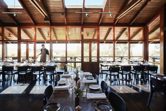 Yarra Valley, Australien: Dining room
