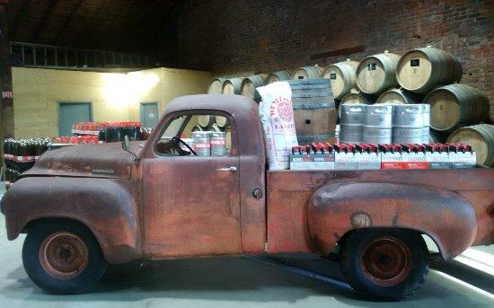 Dundas, Canadá: Vintage Truck