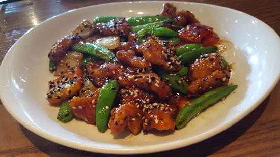 sesame chicken  picture of pf chang's san diego  tripadvisor