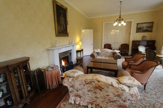 Invergarry, UK: Lounge