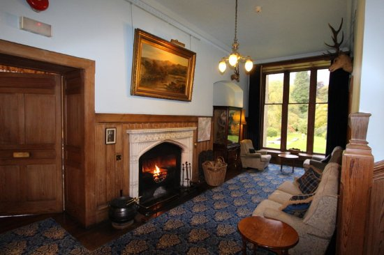Invergarry, UK: Interior