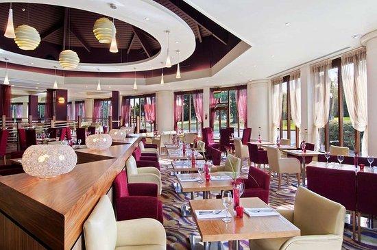 Hilton Warwick / Stratford-upon-Avon: Restaurant 360