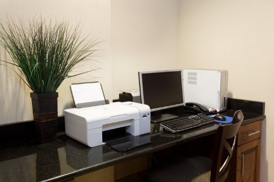 Silt, CO: Get your work done on the go with our Business Center.