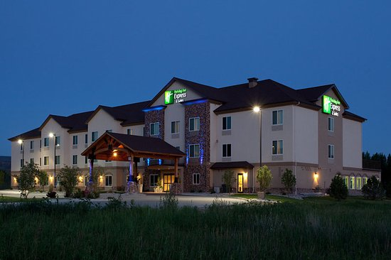 Silt, Kolorado: Our hotel is easily accessable from I-70.