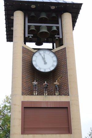 New Ulm Glockenspiel