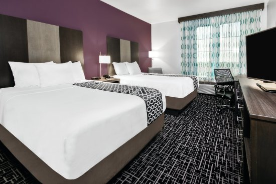 Portland, TX: Guest Room