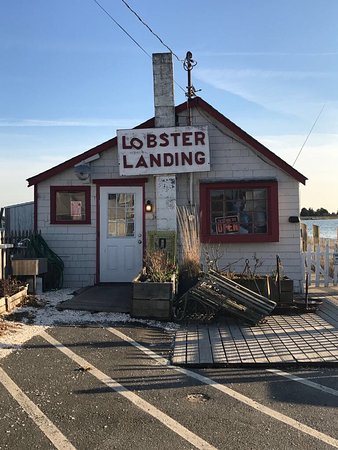 Clinton, CT: Lobster Landing