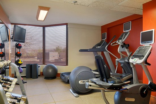 Oak Ridge, TN: Fitness Center