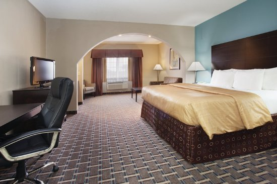 Clovis, NM: Suite