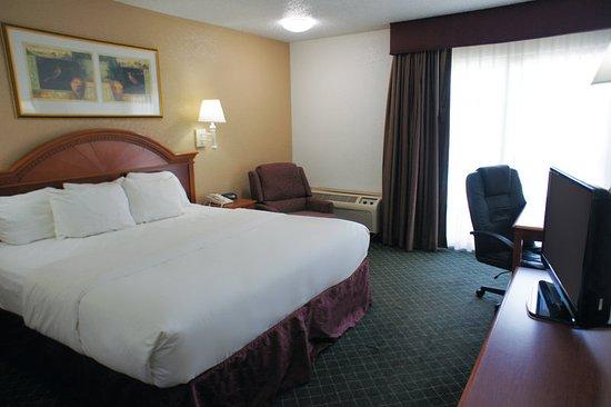El Dorado, أركنساس: Guest Room