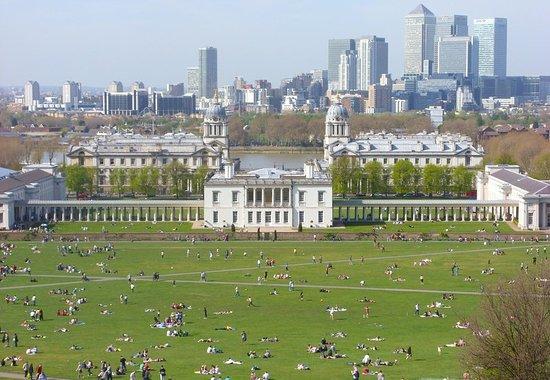 هيلتون لندن كاناري وارف: Greenwich Park