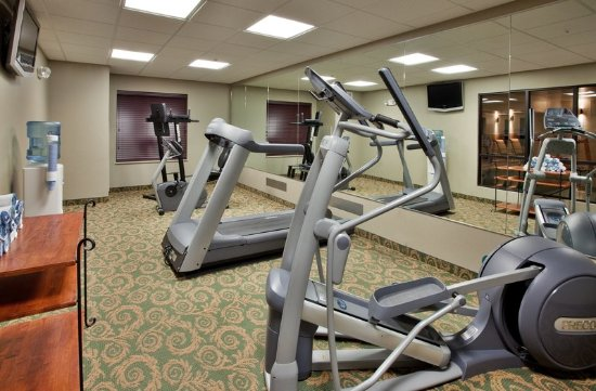 Rolla, MO: Fitness Center