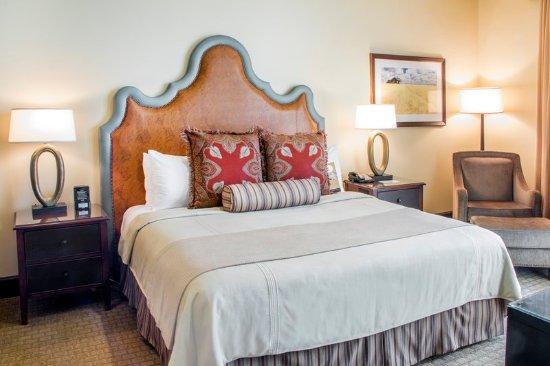 Ausctr Omni Austin King Suite One Bedroom Billede Af