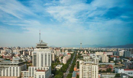 InterContinental Beijing Financial Street: View from Hotel