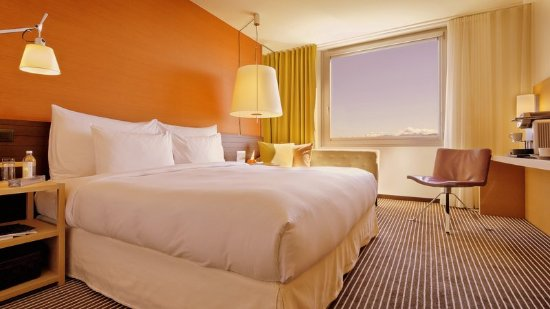 Hotel InterContinental Geneve: Deluxe Room with free Wifi