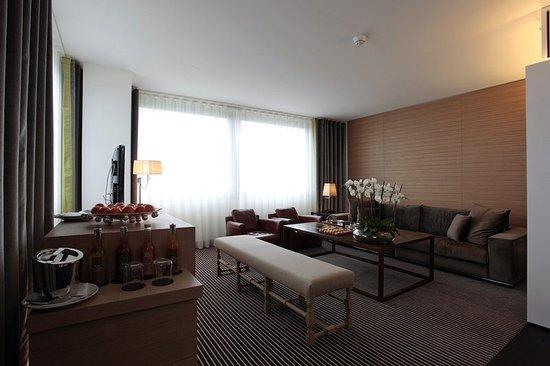 Hotel InterContinental Geneve: Panoramic Suite