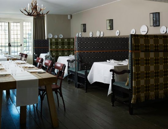 Hurley, UK: Restaurant
