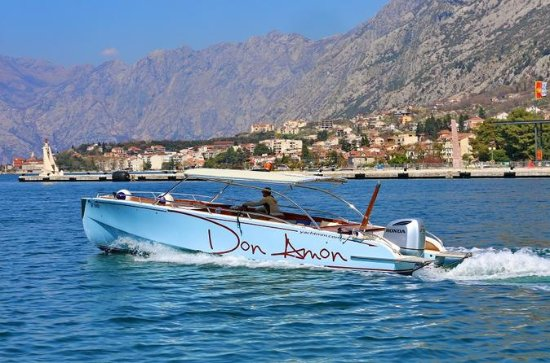 Private Boat tour Kotor - Lady of the...