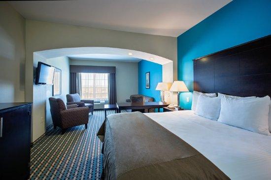 Iowa, LA: Guest Room