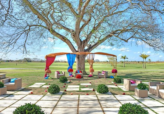 The Buenaventura Golf & Beach Resort Panama, Autograph Collection: Buenaventura Golf Club – Wedding Reception