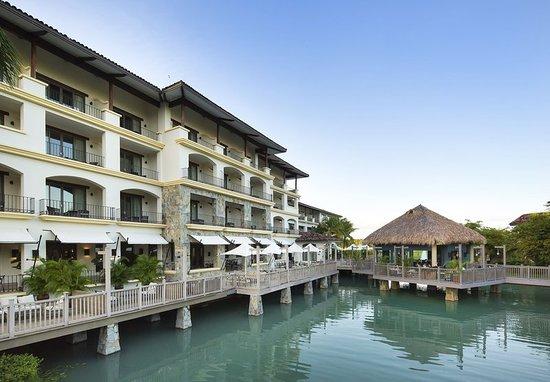 The Buenaventura Golf & Beach Resort Panama, Autograph Collection: Lagoon & Palapa Bar