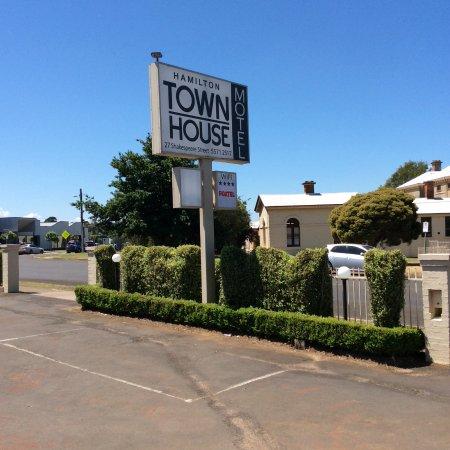 Imagen de Hamilton Townhouse Motel