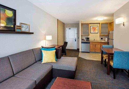 Bedford Park, Ιλινόις: Corner One-Bedroom Suite