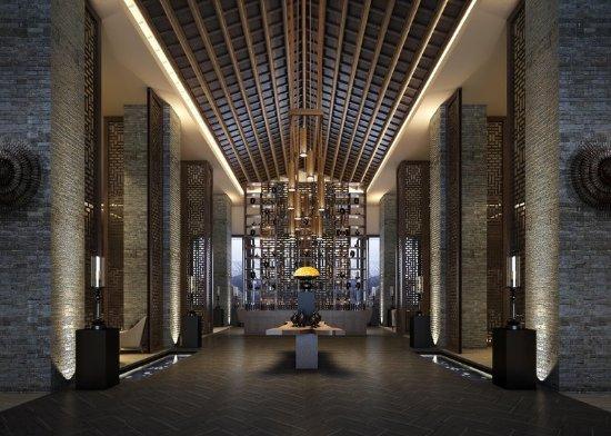 Hilton Huizhou Longmen Resort: Resort Lobby