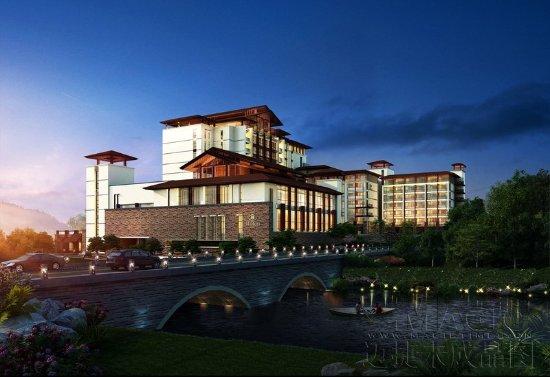 Hilton Huizhou Longmen Resort: Hotel Exterior