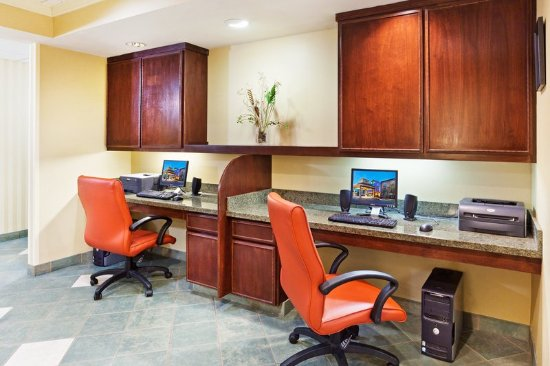 Holiday Inn Express Alcoa (Knoxville Airport): Business Center