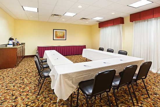 Holiday Inn Express Alcoa (Knoxville Airport): Meeting Room