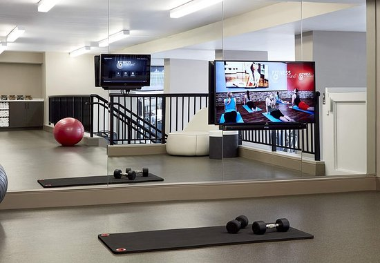 Bethesda, MD: Fitness Center