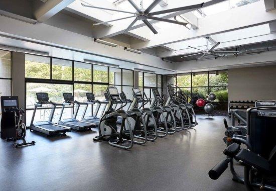 Bethesda, MD: Fitness Center - Equipment