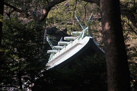 Shrine of Kamakuragu: 鎌倉宮