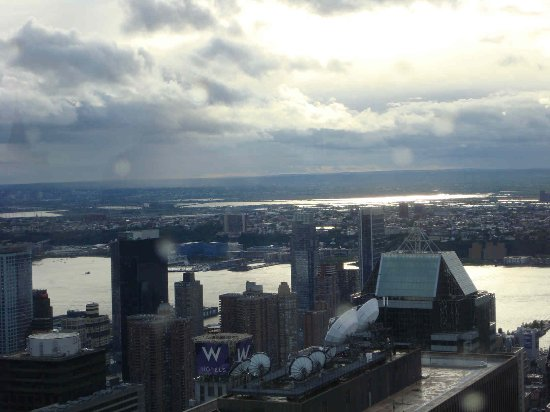 view from Bar 65 facing west incl Morgan Stanley Building - Picture
