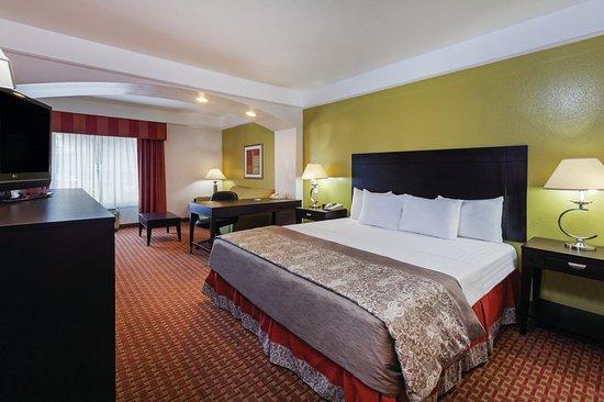 Winnie, TX : Guest Room