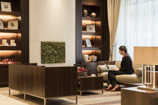 K+K Hotel Cayre: Lobby Lounge