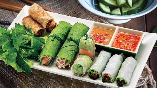 Wrap & Roll, Thành phố Hồ Chí Minh - Đánh giá về nhà hàng ...
