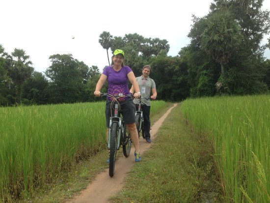 ‪Siem Reap Cycling Adventure & Exploration‬