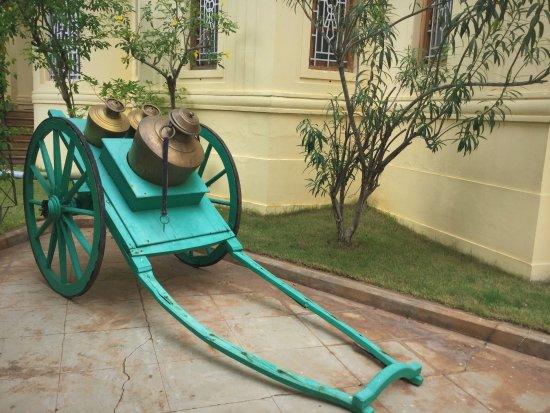 Kanadukathan, India: Memorabilia