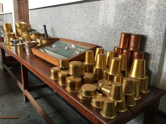 Kanadukathan, India: Artifacts